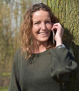 Lianne Groen, voor persoonlijk contact bij VoordeelMobiel