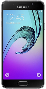 Samsung Galaxy A3 2016 Black 16GB 4G