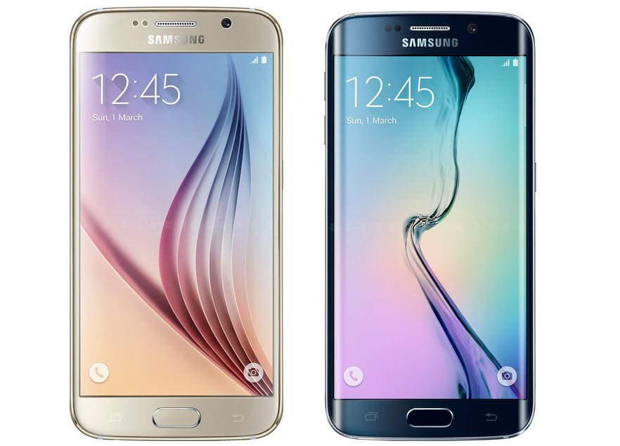 Galaxy s6 en s6 edge