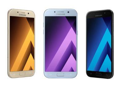 Samsung-Galaxy-A-2017-serie met abonnement