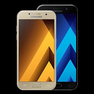 Samsung Galaxy A 2017 vergelijken