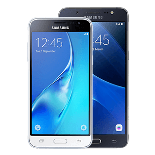 Samsung galaxy j3 en j5 vergelijken