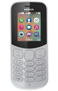 Nokia 130 (2017) Grey