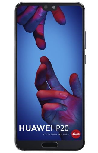 Huawei P20 Black