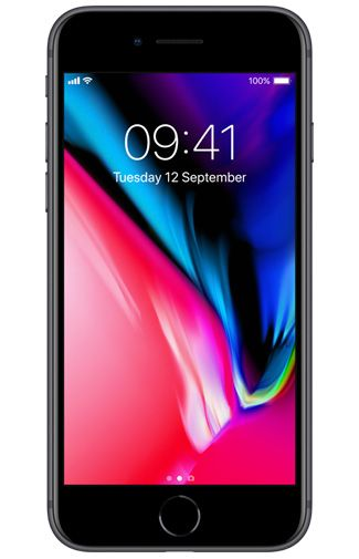 Apple iPhone 8 128GB Black
