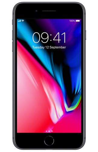 Apple iPhone 8 Plus 128GB Black